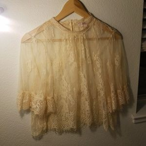 Lace Top - Forever 21